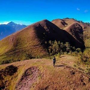 Mt.Ulap  Baguio 2D1N