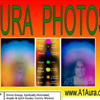 Aura Photos and Chakra Printouts with Jack and Susan