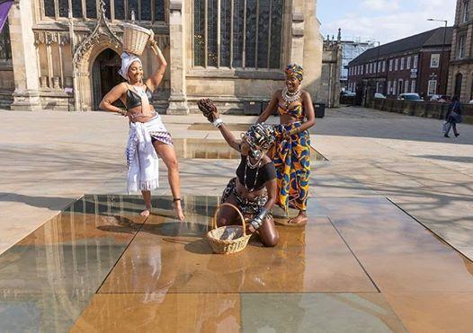 Africa Fashion Week Hull 2019 (where fashion meets Art)