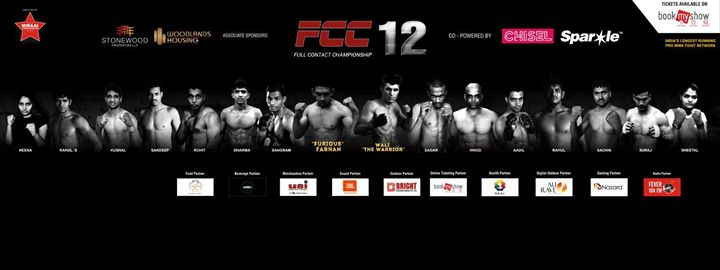 FCC 12 (Full Contact Championship)