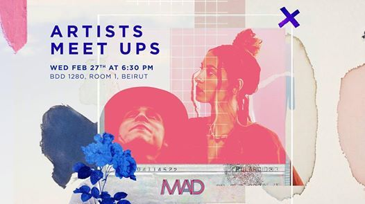 MAD Artist Meet Up