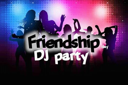 friendship day party at rewind the disc sheesha lounge ahmedabad