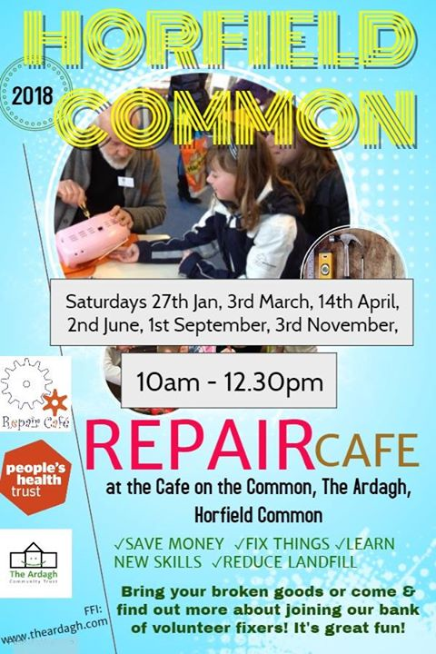 Horfield Common Repair Cafe