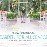 The Summerhouse Bridal Fair A Garden For All Seasons