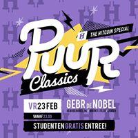 Puur Classics The Hitcoin Special  Studenten Gratis