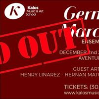 German Marcano Ensemble SOLD OUT