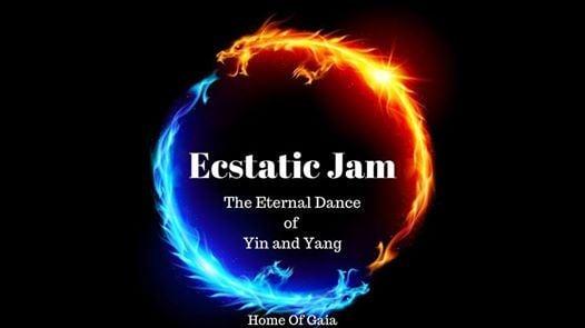 Ecstatic Jam - The Eternal Dance of Yin and Yang