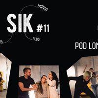 Sik (ikn) 11 - English Night with Improholics