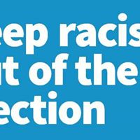 Keep racism out of the election - Stand up for migrants