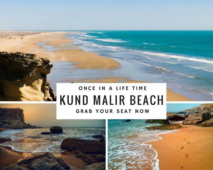 Trip to kund malir beach & Hingol National Park