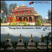 RT Bengaluru Dzogchen Monastery Ride