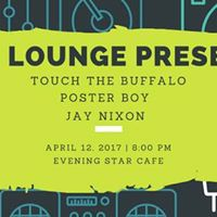 Touch the Buffalo  Poster Boy  Jay Nixon