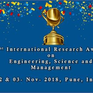 91st Research Awards in Engineering Science &amp Management