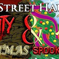 Naughty &amp Nice Christmas Spooktacular