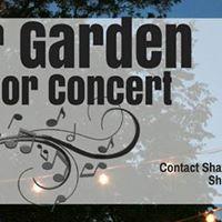 Beer Garden  Outdoor Concert