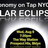 AoTNYC Solar Eclipse