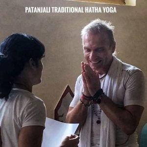 Yoga Workshops     Spyros Kapnias - Garudananda