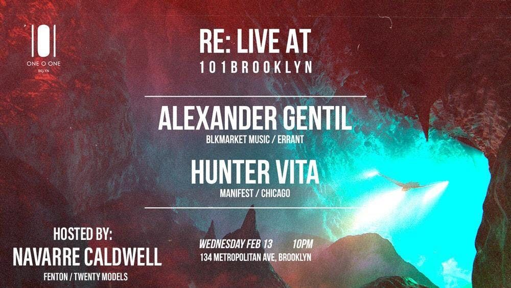 NYFW AFTER PARTY AT 101 BROOKLYN