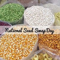 National Seed Swap Day 2018