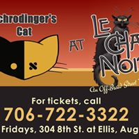 Schrodingers Cat Presents Extreme Theatre Games