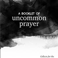 Launch Party for A Booklet of Uncommon Prayer by Kenji Kuramitsu