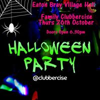 Family Clubbercise Halloween Party