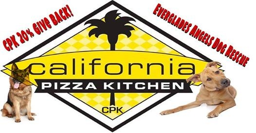 CPK 20% Give Back to EADR! at California Pizza Kitchen (Fort ...