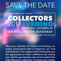 Collectors Evening