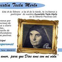 Eucarista Tecla Merlo