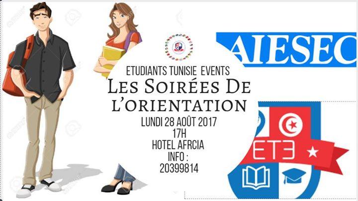 Bac 2018 Orientation Universitaire At Hotel Africa Tunis Tunis