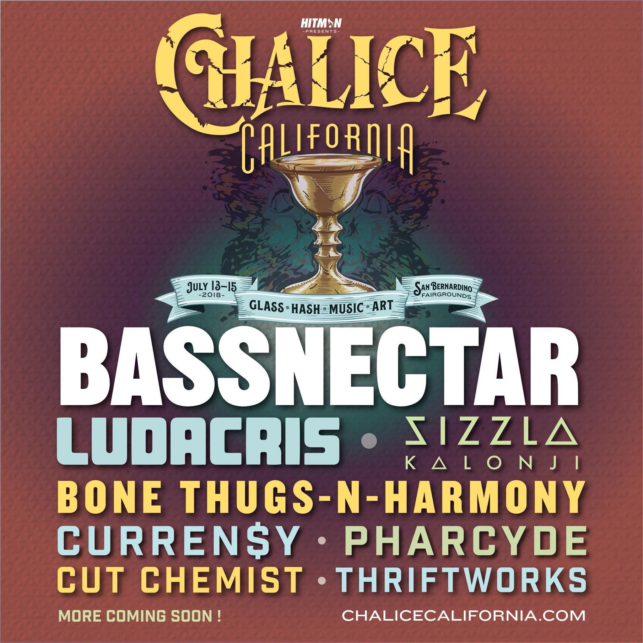 Chalice California 2018 At San Bernardino County Fairgrounds