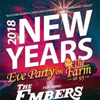 New Years Eve at The Farm w The Embers