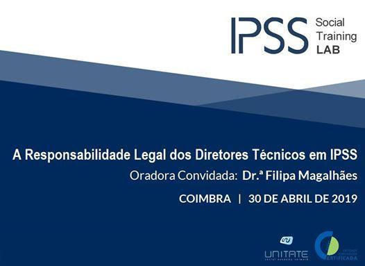 A Responsabilidade Legal dos Diretores Tcnicos em IPSS
