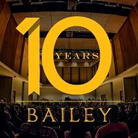 Bailey Performance Center 10th Anniversary Celebration