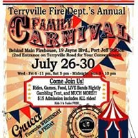Live Music At The Terryville Fire Department Carnival