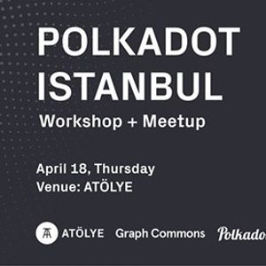 Polkadot Workshop ve Bulumas