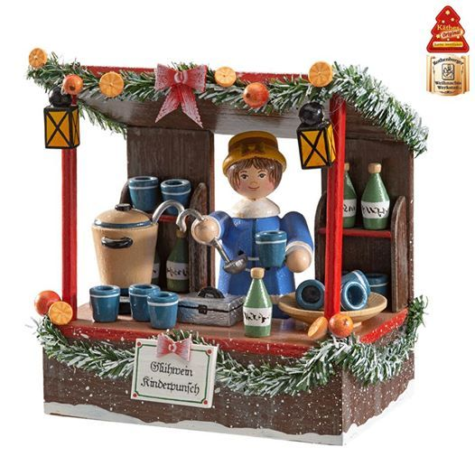 An Old Fashioned Christmas Stall