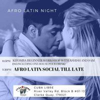 Afro Latin Sundays Cuba Libre