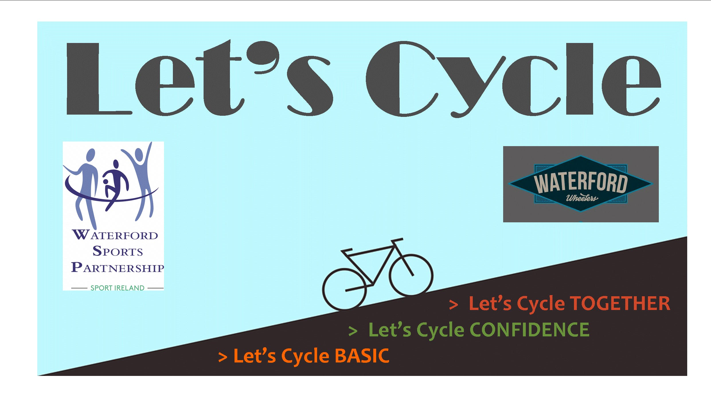 Lets Cycle - Confidence