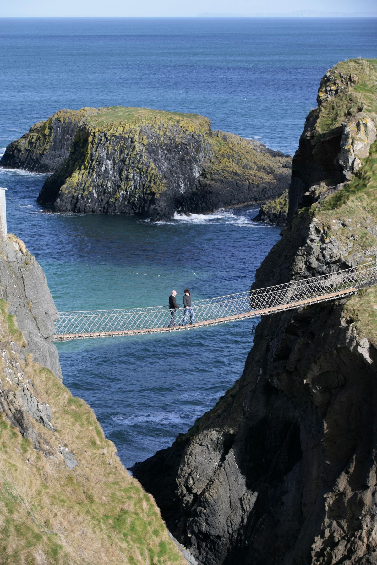 Giants Causeway and Carrick-a-Rede Rope Bridge from Belfast Nov18Mar19