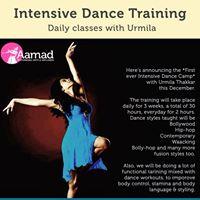 Intensive Dance Training 3.0 with Urmila Thakkar