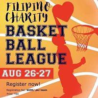 Filipino Charity Basketball League