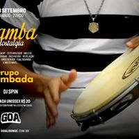 Samba Nostalgia - Edio Retr  sabadoGOAl