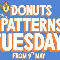 Patterns Every Tuesday from 9th May