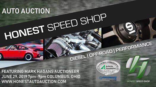 Car Auction Columbus Ohio >> Honest Speed Shop Auto Auction After Party Arthritis Auto