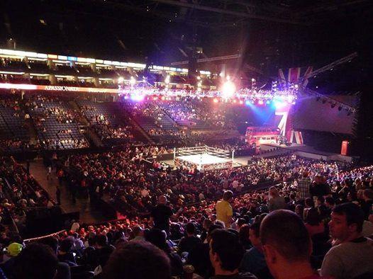 WWE Live at CHI Health Center Omaha