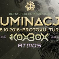 Atmos Live by Be Psychedelic and Friends
