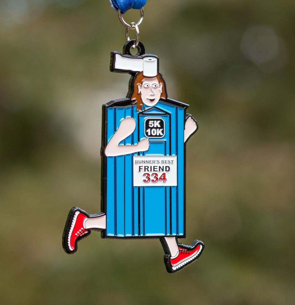World Toilet Day 5K & 10K - Runners Best Friend - Albany