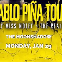 The Moonshadow Diablo Pina Tour  with Holey Miss Moley  The Reality