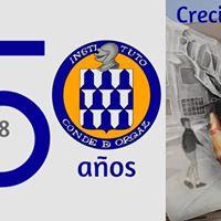 50 aniversario del IES Conde de Orgaz